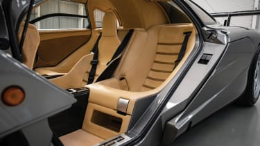 McLaren F1 LM Specification seats
