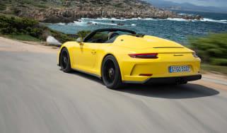 911 Speedster header