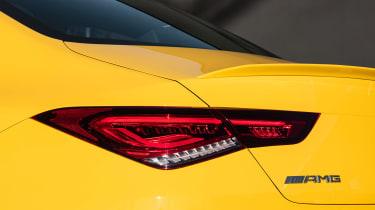 Mercedes-AMG CLA35 - rear light