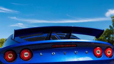 Lotus Exige S (S2) - wing