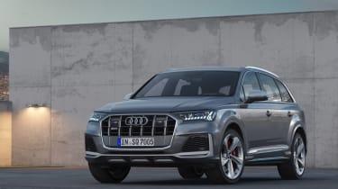 Audi SQ7 TDI - nose
