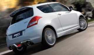 New Suzuki Swift Sport hot hatch