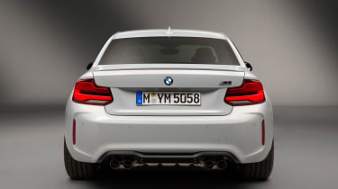 BMW M2 Competition Pack - rear