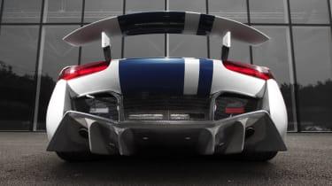 2013 Jaguar C-X75 prototype rear
