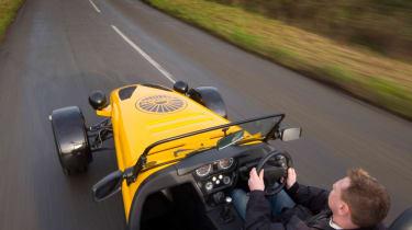 Westfield 1600 Sport Turbo review