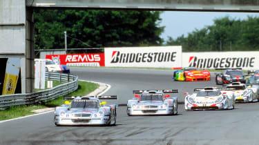 1998 Mercedes-Benz CLK-LM AMG