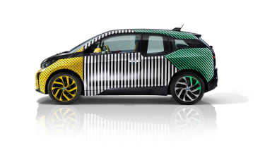 BMW MemphisStyle i3 - profile