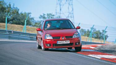 Renault Sport 182 Cup – front quarter