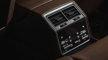 Porsche Panamera Sport Turismo - rear screen