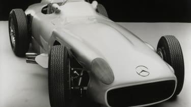 British F1's greatest moments - Mercedes Silver Arrow