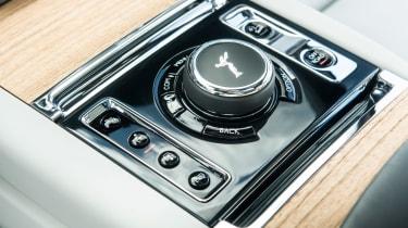 Rolls-Royce Cullinan control