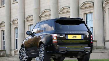 New Overfinch Range Rover