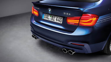 Alpina B3S rear1