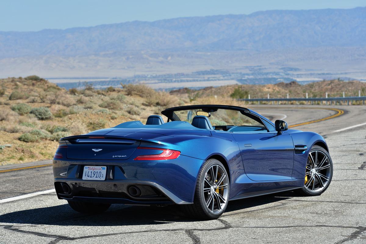 Aston Martin Vanquish Volante Review Price And Specs Evo