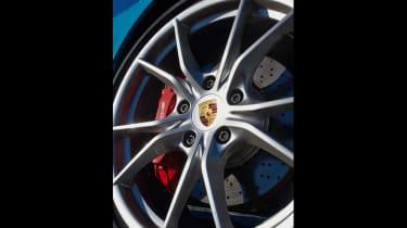 Porsche 911 Carrera S 991.2 - wheels