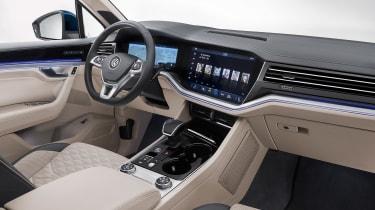 Volkswagen Touareg - dash 2