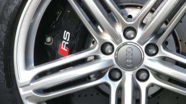 Audi RS6 alloys
