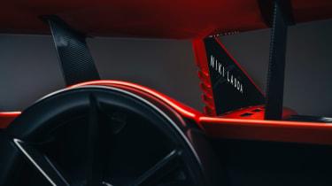 T.50s Niki Lauder - slip wing