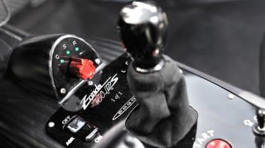 Pagani Zonda 760RS - selector