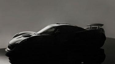 Hennessey Venom GT supercar