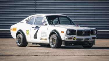 Silverstone Auctions - Mazda RX-3 front