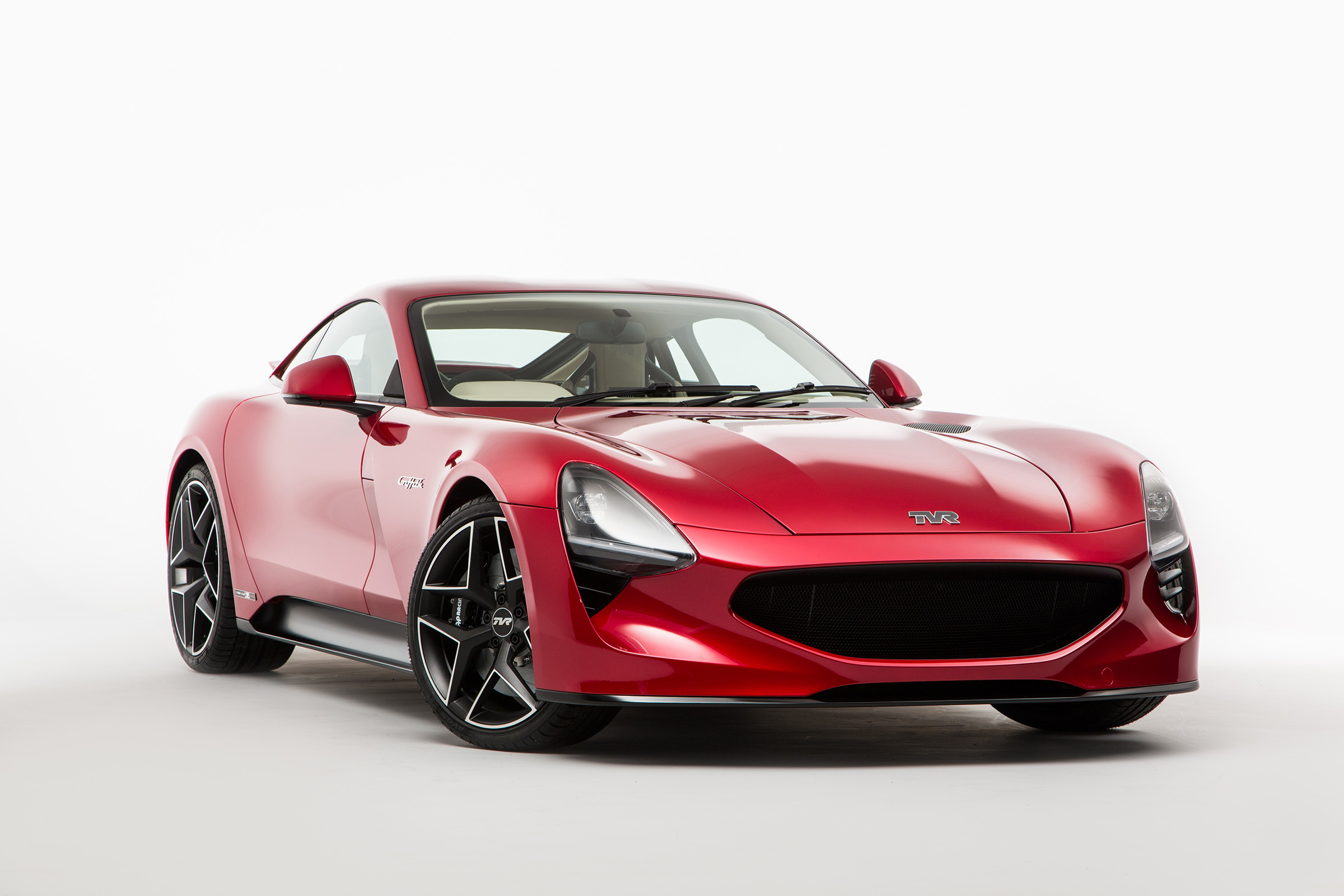 TVR is back with Cosworth power and Gordon Murray Design | | Evo | les edgar aston martin