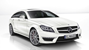 Mercedes CLS 63 AMG power boost