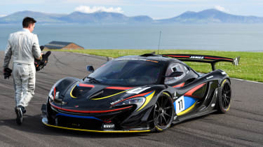 McLaren P1 GTR - header