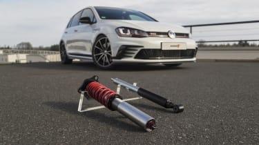 Volkswagen Golf GTI Clubsport Koni Trackday kit