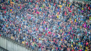 FIA WEC Shanghai Chinese crowds