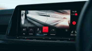Volkswagen Golf GTI Clubsport 45 – modes