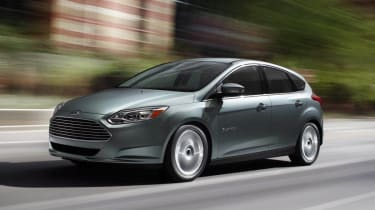 Ford Focus Electric revealed