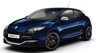 Renaultsport Megane Red Bull RB8 Racing front