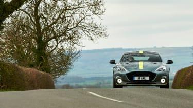 Aston Martin Rapide AMR crest