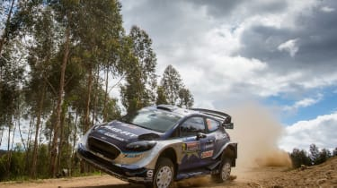 WRC Rally Australia - Tanak