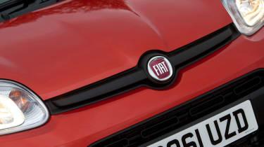 Fiat Panda - Badge