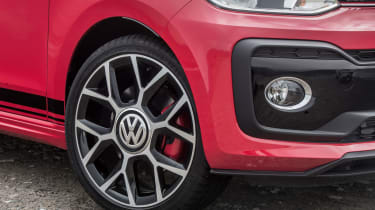 VW Up GTI - Wheel