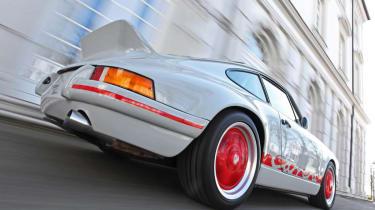 Porsche 911 2.7 RS conversion kit rear ducktail spoiler