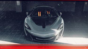 Novitec McLaren 600LT front