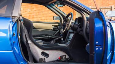 Nissan GT-R collector - interior