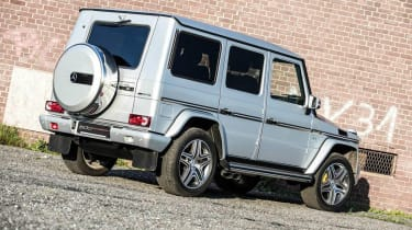 Mercedes G63 AMG tuned by Edo Competition