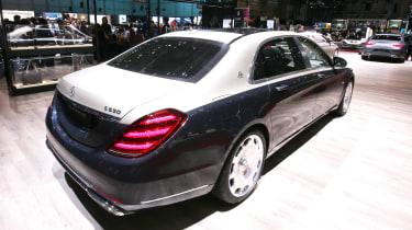 Mercedes-Maybach S 650 Saloon - rear quarter