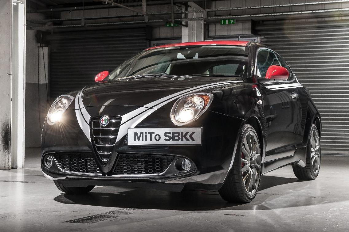 Alfa Romeo Mito Quadrifoglio Verde Sbk Limited Edition News Pictures Evo