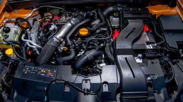 Renault Megane R.S. – engine