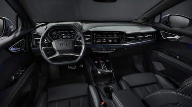 Audi Q4 e-tron – interior