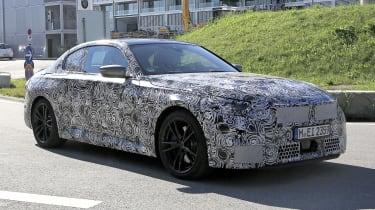 2021 BMW 2-series spy – nose