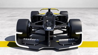 Renault R.S. Vision 2027 - front