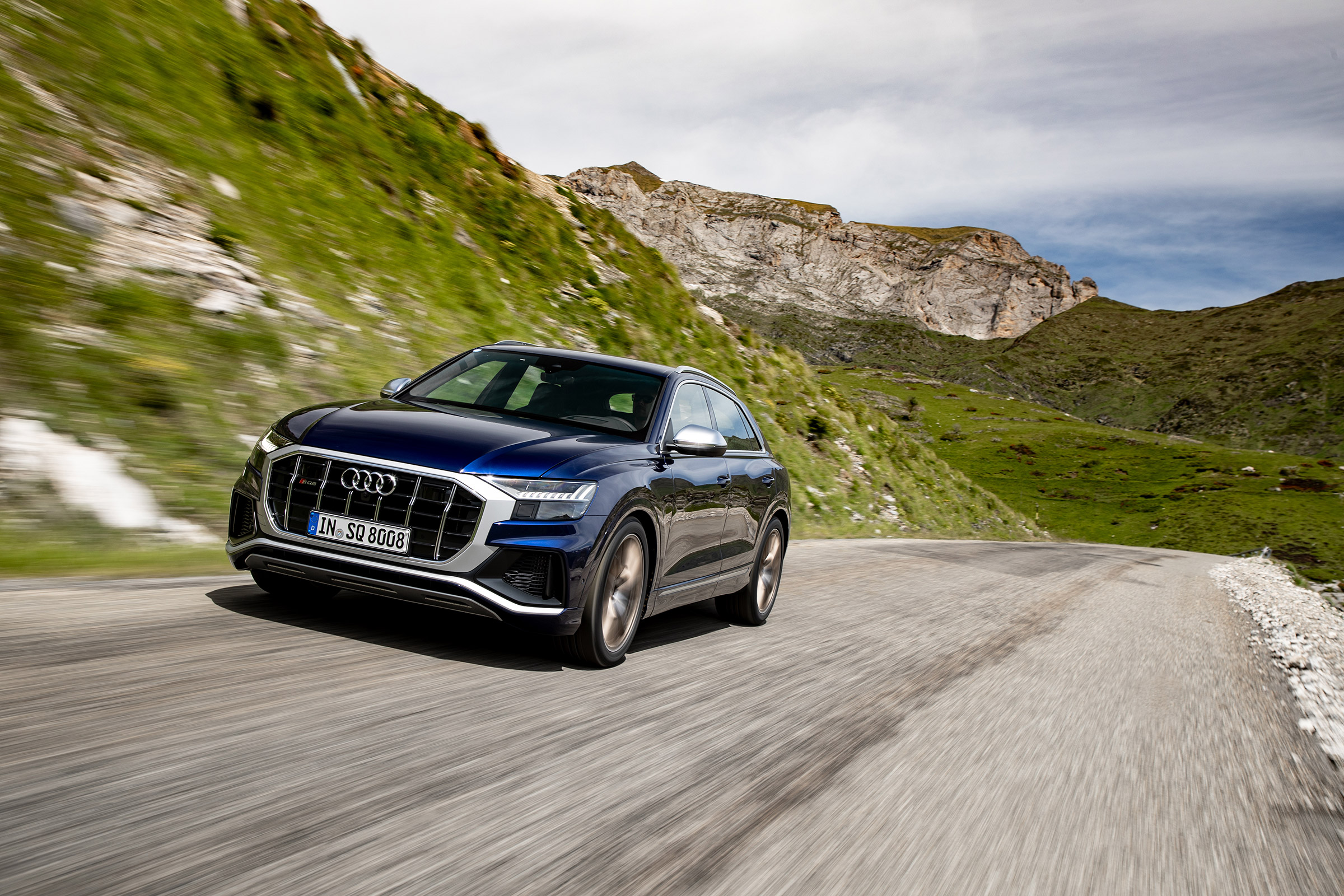 Audi SQ8 review - does diesel power make this SUV a viable