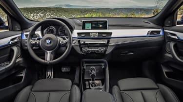 BMW X1 M Sport - dash