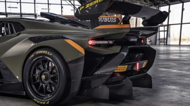 Lamborghini Huracán Super Trofeo Evo 2 – aggressive aero
